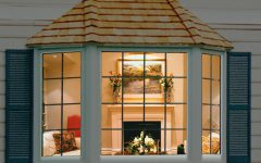 Modern Bay Windows House Plans