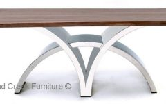 Contemporary Base Dining Tables