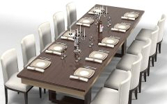 Contemporary Rectangular Dining Tables