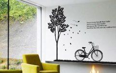 Modern Vinyl Wall Art