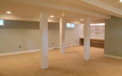 Modern Basement Ceiling Renovation