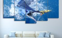 Jump Canvas Wall Art