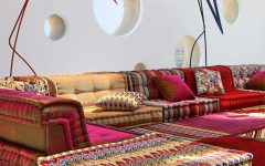 Moroccan Floor Seating Cushions
