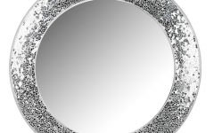 Round Mirror for Sale