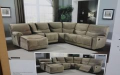 Motion Sectional Sofas