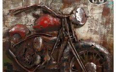 Motorcycle Wall Art