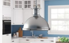 Ninette 1-Light Dome Pendants