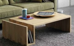 Minimalist Coffee Tables