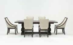 Norwood 7 Piece Rectangle Extension Dining Sets
