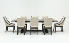 Norwood 9 Piece Rectangle Extension Dining Sets