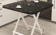 Grimaldo 23.6'' Iron Dining Tables