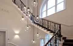 Stairwell Chandelier