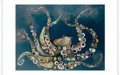 Octopus Wall Art