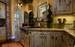 Old Style Antique Kitchen Design for Classic Look