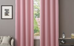 Lined Thermal Curtains