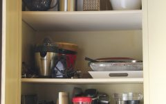 Large Cupboard With Shelves