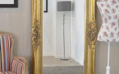 Antique Gold Mirrors for Sale
