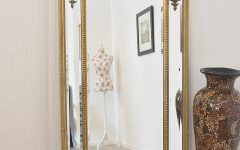 Gold Ornate Mirrors