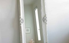 Antique Floor Length Mirror