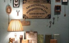 Ouija Board Wall Art