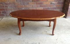 Brisbane Oval Coffee Tables