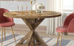 Bineau 35'' Pedestal Dining Tables