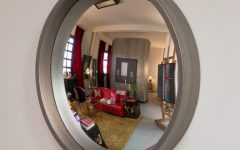 Convex Decorative Mirror