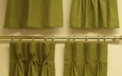 Curtains Pleated Style