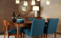 34.6'' Pedestal Dining Tables