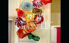 Glass Plate Wall Art