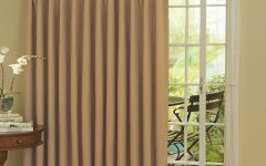 Fabric Doorway Curtains
