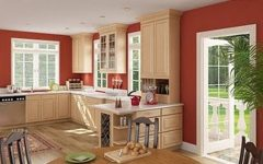 Popular American Kitchen Interior Design