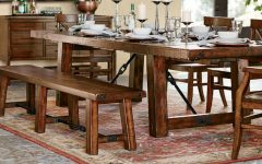Seadrift Benchwright Dining Tables