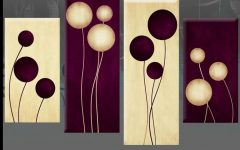 Plum Wall Art