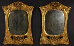Art Nouveau Mirrors for Sale