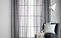 Sheer Eyelet Curtains