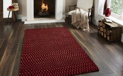 Large Red Rugs