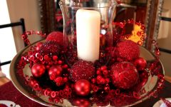 20 Romantic Candle Centerpiece Ideas