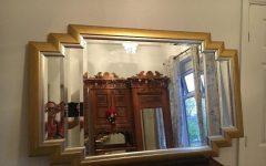 Large Art Deco Mirrors