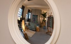 Curved Mirrors for Sale