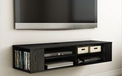 Wall Mounted TV Stands Entertainment Consoles