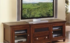 Cherry Wood TV Cabinets