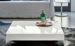 Coffee Tables White High Gloss