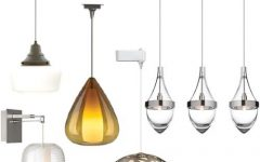 Juno Track Lighting Pendants