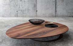 Large Low Wood Coffee Tables