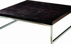 Chrome Leg Coffee Tables