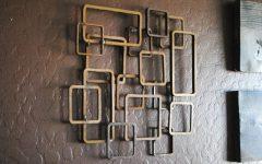 Modern Metal Wall Art