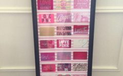 Victoria Secret Wall Art