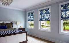 Custom Roman Blinds