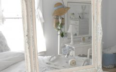 Vintage Shabby Chic Mirrors